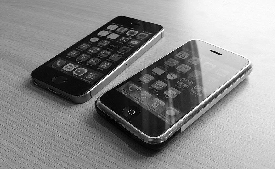 6月29日は初代iPhoneがアメリカで発売された日