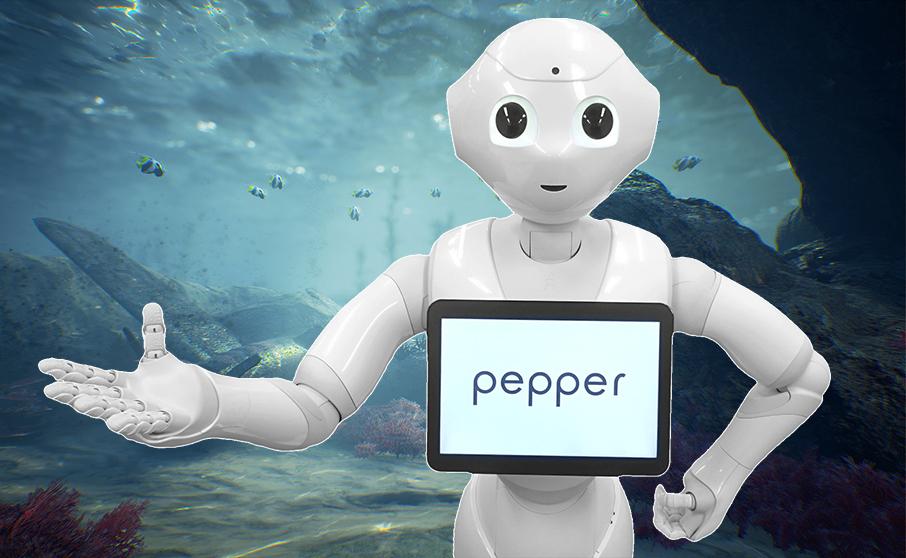 6月5日は人間型ロボットPepper(ペッパー)の誕生日
