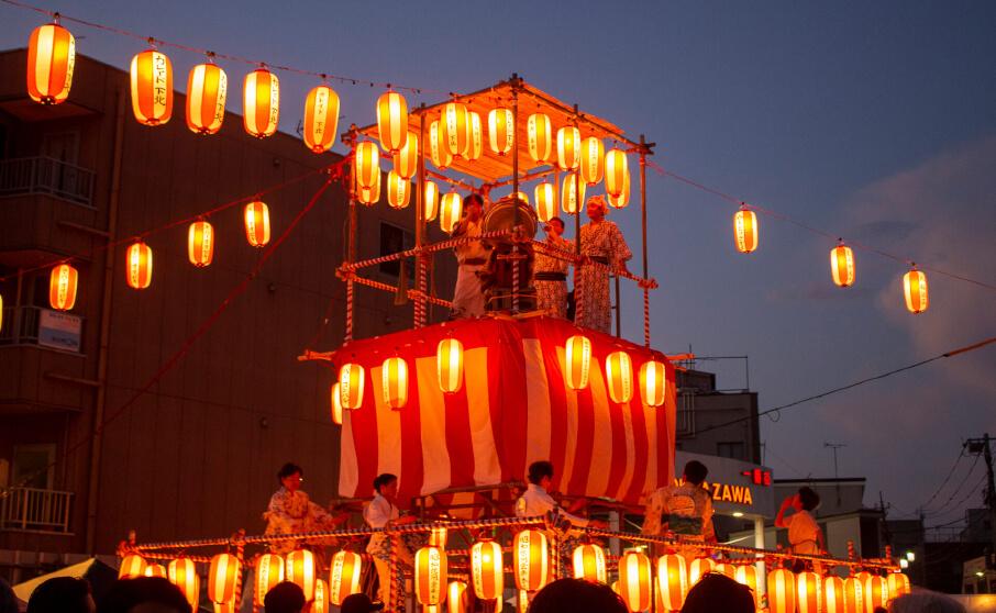 下北沢盆踊りへ行ってきました