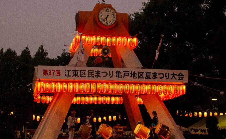 江東区民まつり亀戸地区夏祭り大会:花火編