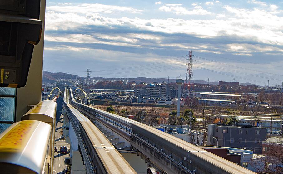 9月17日はモノレール開業記念日