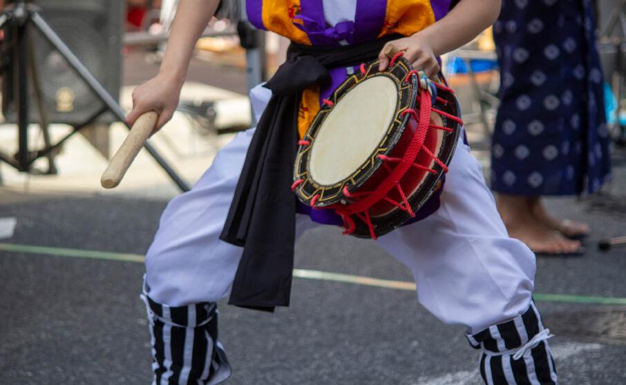板橋区で沖縄を感じたアシバ祭