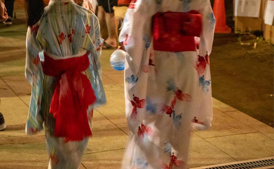 地元民に愛される熊野神社例大祭