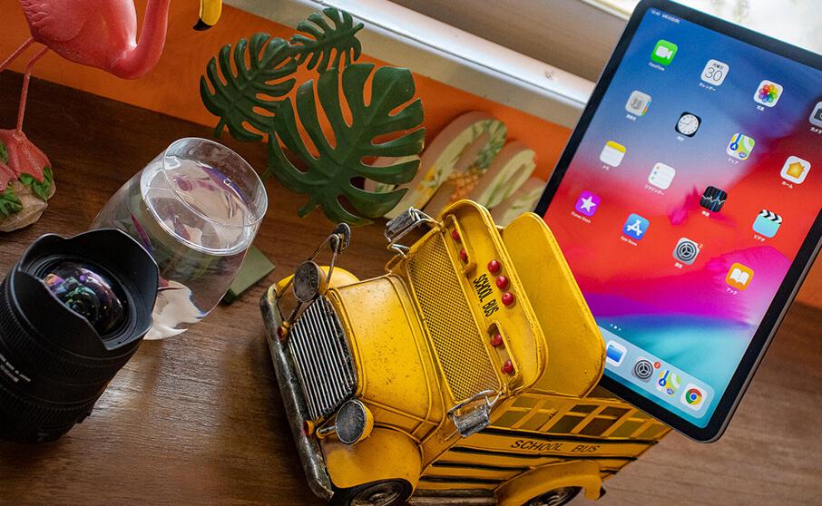 MacBookやiPadのフリー素材が欲しいとき