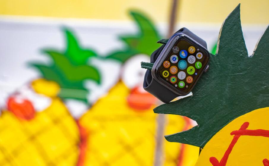Apple Watchの超便利な機能「計算機」で割り勘しよう